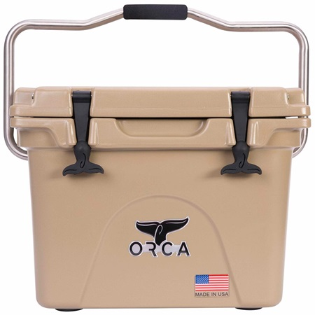 20 Quart Orca vs Yeti Roadie, Review of Orca Coolers for Sale, 20 Quart Yeti Roadie Review, Best Coolers, Rotomolded Coolers, Coolers like yeti, best cooler for the money, rotomolded cooler, yeti competitor, yeti competitors, yeti sizes, yeti cooler sizes