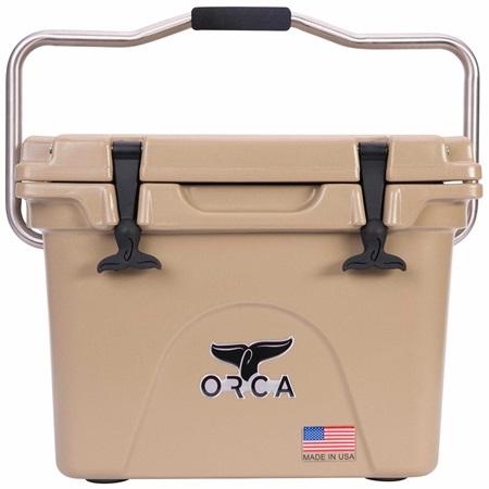 20 Quart Orca vs Yeti Roadie, Review of Orca Coolers for Sale, 20 Quart Yeti Roadie Review, Best Coolers, Rotomolded Coolers, Coolers like yeti, best cooler for the money, rotomolded cooler, yeti competitor, yeti competitors, yeti sizes, yeti cooler sizes