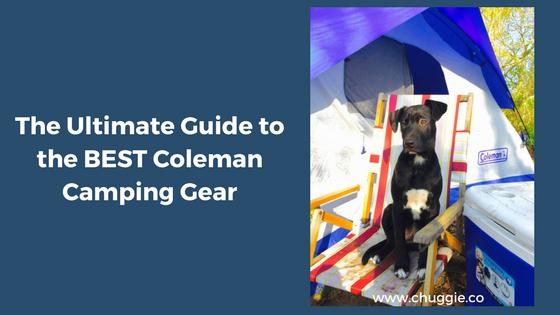 Best Coleman Camping Supplies