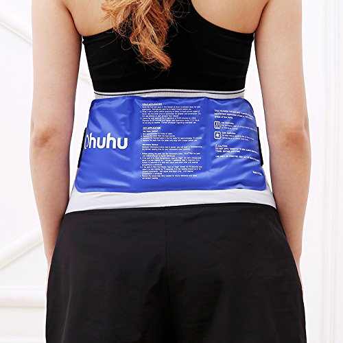 Best Large Ice Packs for Back Review